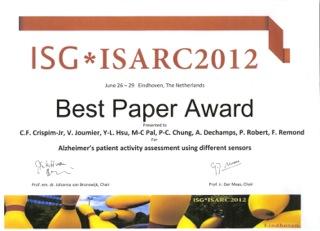 Award_ISG_ISARG_2012